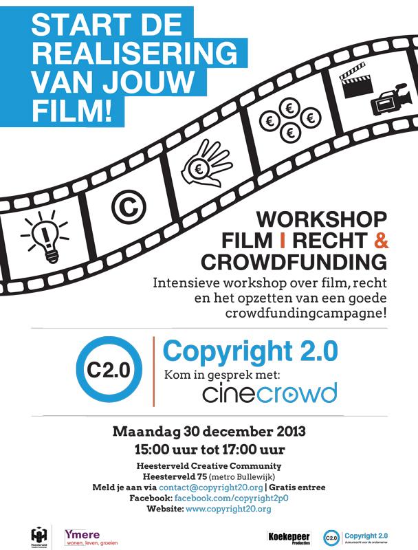 Film, Recht en Crowdfunding